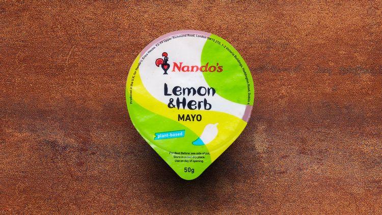 Image of Lemon & Herb Mayo