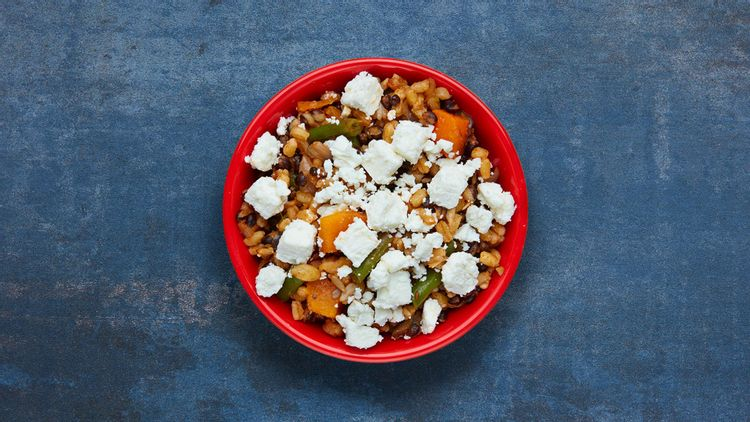 Image of Spiced Grains & Butternut Squash